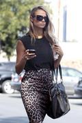 Стейси Кейблер, фото 2955. Stacy Keibler out in LA FEB-28-2012, foto 2955