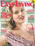 Scarlett Johansson - Easy Living UK - Sept 2012 (x9)