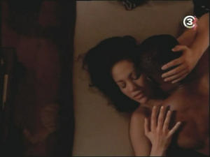 Sex scene on money train