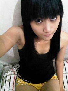 Photo Hot Gadis Abg sexy Bugil Narsis Di Kamar