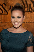Abbie Cornish at Restoration Hardware Spring launch in Los Angeles 03/22/12 HQ