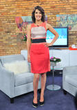 Cobie Smulders - 'The Marilyn Denis Show' in Toronto - May 1, 2012 (x2)