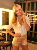 Candice Swanepoel | Backstage @ the Colcci Fashion Show in Sao Paulo | June 14 | 7 pics