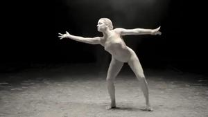 Consider, that Nude ballet dancers on stage