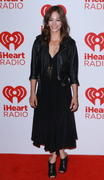 Kristin Kreuk - IHeartRadio music festival in Las Vegas 09/22/12