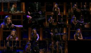 Joss Stone - Landlord + Interview [Craig Ferguson 02-14-12] (1080i)