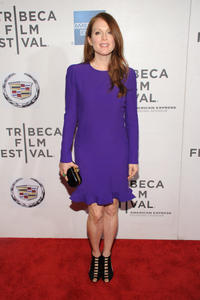 Julianne Moore attends 'The English Teacher' After Party during the 2013 Tribeca Film Festival in New York