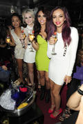 Little Mix at The Rose Club in London 3rd September x26