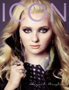 Abigail Breslin- Icon Magazine New Years' 2014 Issue
