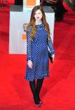 Бонни Райт, фото 600. Bonnie WrightThe Orange British Academy Film Awards, 12.02.2012, foto 600