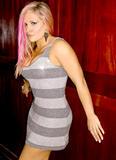 Natalya Neidhart Sexy Stripes Foto 214 (������ ����� ������ �������� ����������� Stripes ���� 214)
