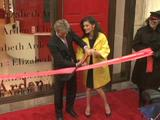 Catherine Zeta Jones at Elizabeth Arden Celebrates Their Famous Red Door video